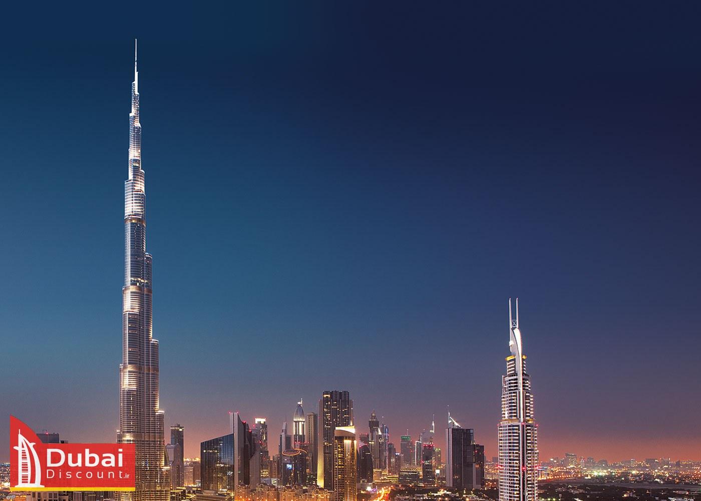 برج خلیفه Burj Khalifa